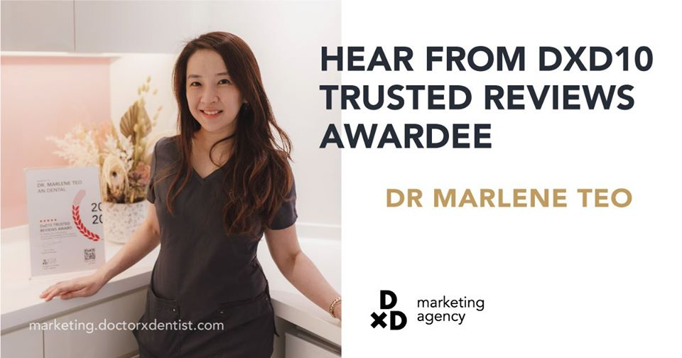 DXD10 Trusted Reviews Award
